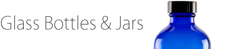 Glass Bottles & Jars