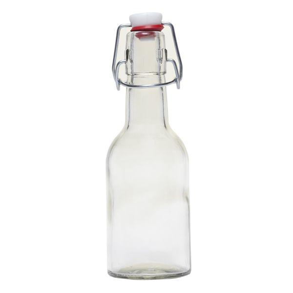 Clear Glass Swingtop