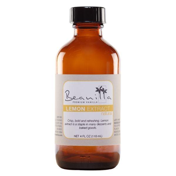 Pure Lemon Extract