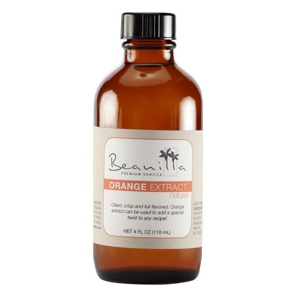 Organic Orange Extract