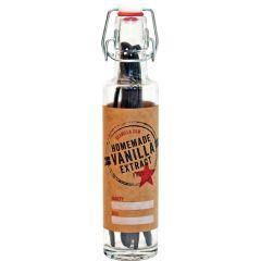 Homemade Vanilla Extract Infusion Kit