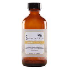 Lemon Extract, Pure (Organic)