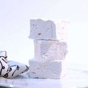 Homemade Vanilla Marshmallows (S'mores Part 1)