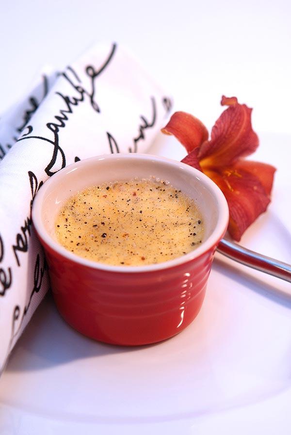 vanilla bean creme brulee recipe