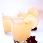 Saffron Lemonade