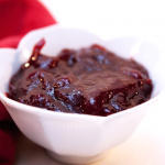 Lemongrass Cranberry Sauce