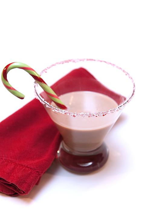 chocolate kahlua martini