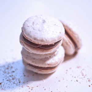 Nutella French Macarons