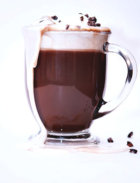 Dark Chocolate And Vanilla Bean Hot Cocoa Beanilla