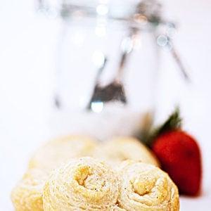 Vanilla Sugar Palmier