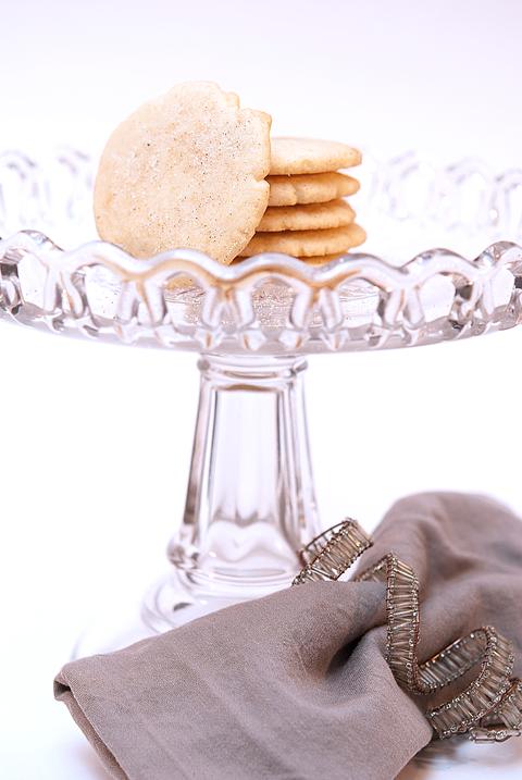 vanilla sugar snickerdoodles