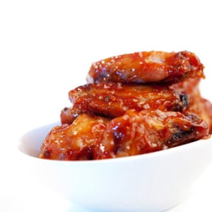 Tonga Vanilla Barbecue Wings