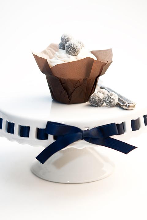 blueberry cheesecake cupcake