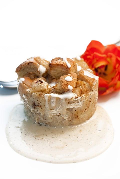 vanilla bread pudding