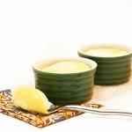 Vanilla Lemon Budino