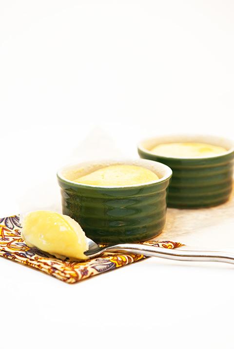 lemon budino