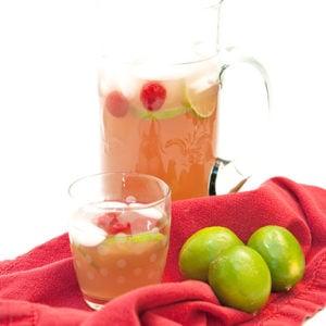 Raspberry Vanilla Limeade