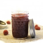 Raspberry-Grand Marnier Jam
