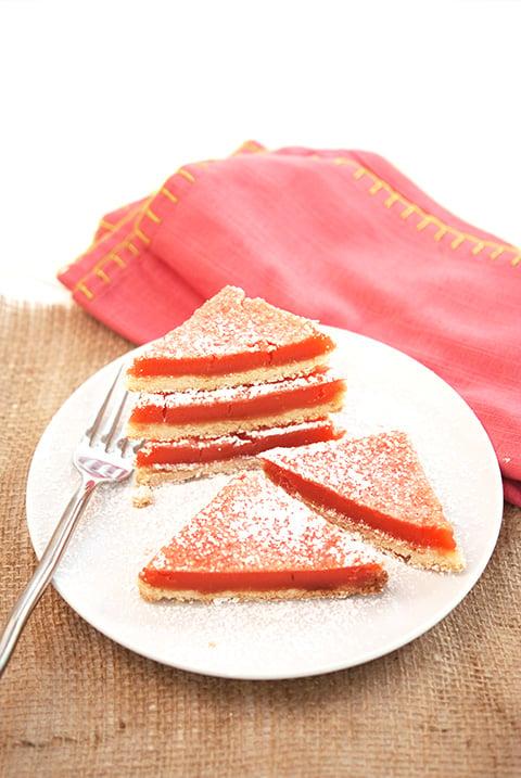 raspberry lemon bars recipe