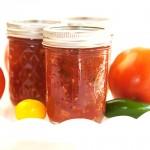 Tomato Jalapeño Bacon Jam