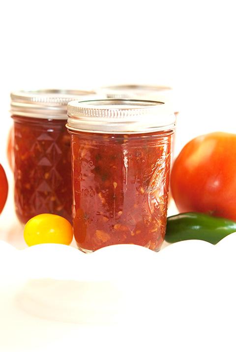 Tomato Jalapeño Bacon Jam | Beanilla