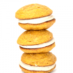 Pumpkin-Maple Cream Whoopie Pies