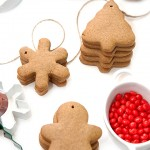 Cinnamon Gingerbread Ornaments (Recipe)