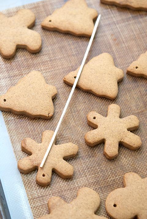 cinnamon gingerbread step 2