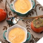 Persimmon Ice Cream Recipe