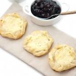 Easy Vanilla Cheese Danishes