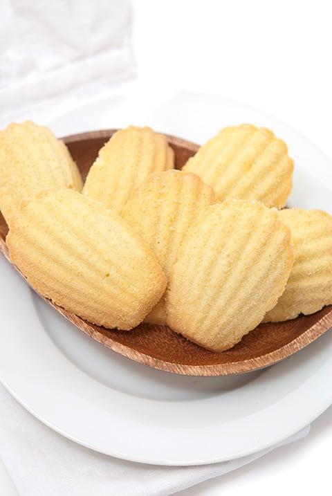 coconut madeline cookies recipe