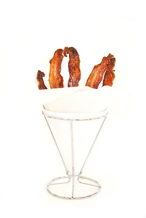 candied vanilla bacon recipe