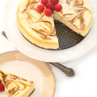 Vanilla Cookie Cheesecake