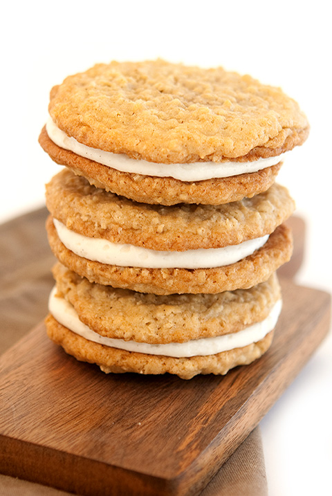 Oatmeal creme pie recipe