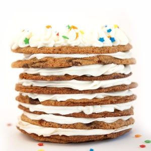 Celebration Cookie Cake