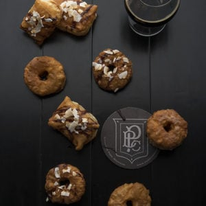 Perrin No Rules Glazed Puff Pastry Donut
