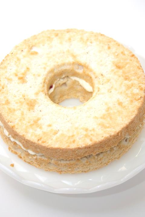 Angel Food Cake Layers
