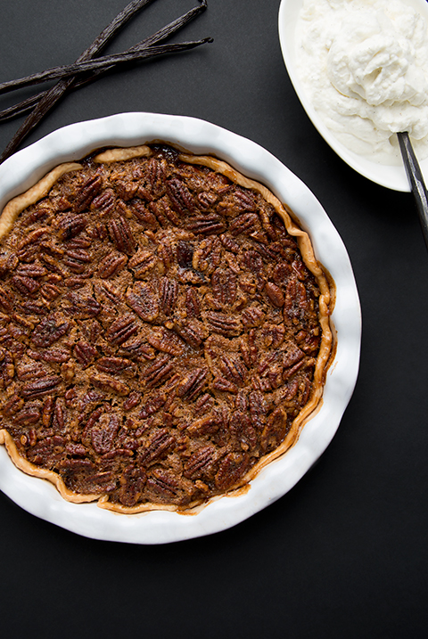 Spiced Pecan Pie Recipe
