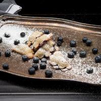Blueberry Mini Hand Pies
