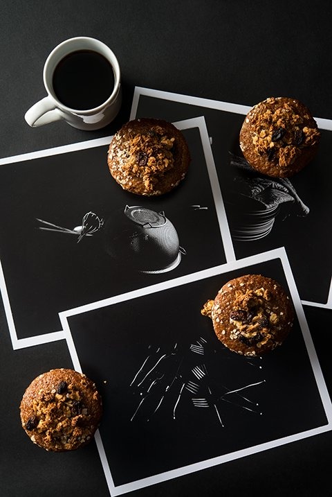 raisin bran muffin recipe