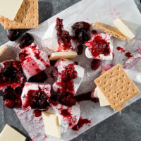 Homemade Berry Marshmallows