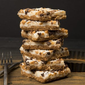 Five-Layer Cookie Bars