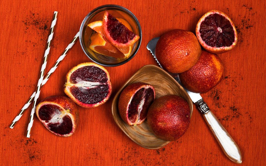 Blood Orange Vanilla Smoothie