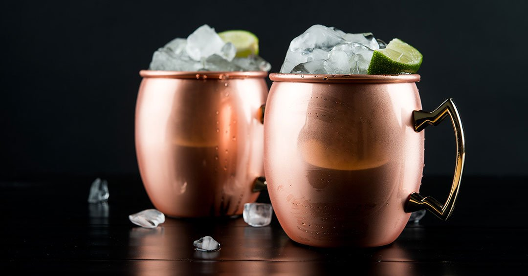 Vanilla Moscow Mule